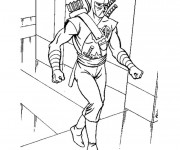 Coloriage GI-Joe gratuit