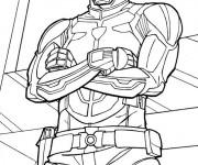 Coloriage et dessins gratuit Un Uniforme spécial du soldat GI-Joe gratuit à imprimer