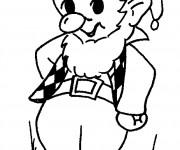 Coloriage dessin  Gnomes 13