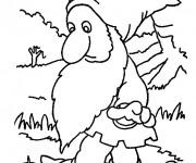 Coloriage dessin  Gnomes 14