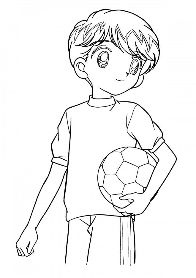 Coloriage et dessins gratuits Hamtaro l'ami de Laura à imprimer
