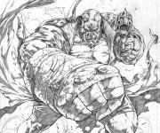 Coloriage et dessins gratuit Hellboy deluxe à imprimer
