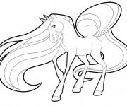 Coloriage et dessins gratuit Horseland gratuit à imprimer à imprimer