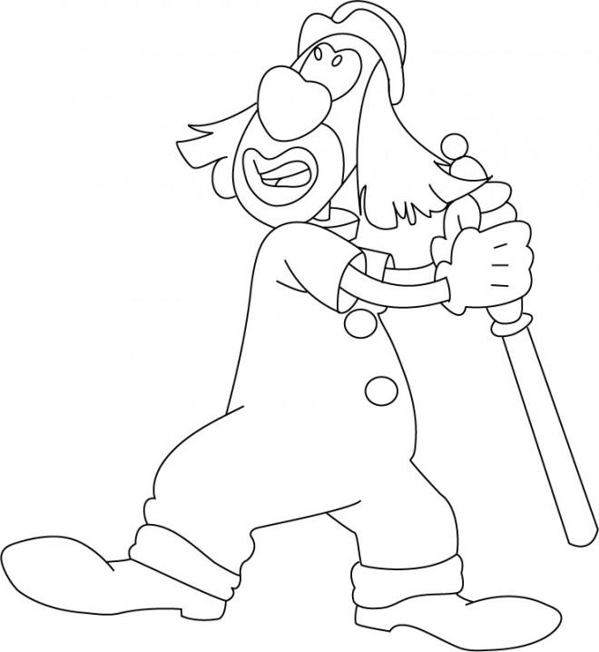 Coloriage et dessins gratuits Inspecteur Gadget 21 à imprimer