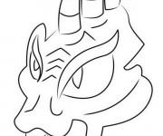 Coloriage Invizimals Star Dragon dessin
