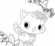 Coloriage Jewelpet 11