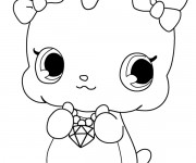Coloriage Jewelpet 14