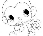 Coloriage dessin  Jewelpet 2