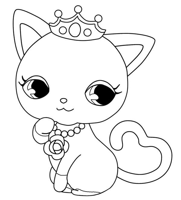 Coloriage et dessins gratuits Jewelpet 31 à imprimer