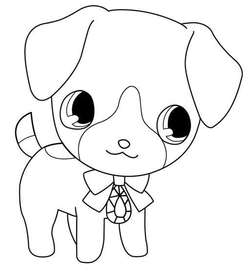 Coloriage et dessins gratuits Jewelpet 33 à imprimer
