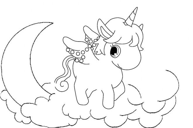 Coloriage et dessins gratuits Jewelpet 47 à imprimer
