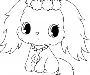 Coloriage Jewelpet
