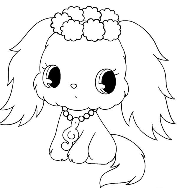 Coloriage saphie pour enfant dessin gratuit imprimer - Image de dessin anime gratuit ...