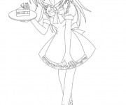 Coloriage Kilari maid