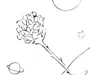 Coloriage le petit prince 14 gratuit imprimer en ligne - Coloriage le petit prince ...