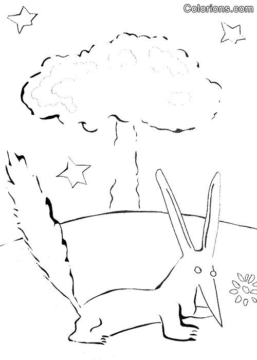 Coloriage et dessins gratuits Le petit prince à  imprimer à imprimer