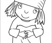Coloriage et dessins gratuit Le petit prince coloriage princesse à imprimer