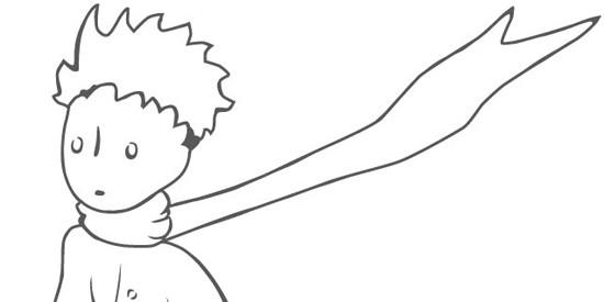 Coloriage et dessins gratuits Le petit prince saint exupéry à imprimer
