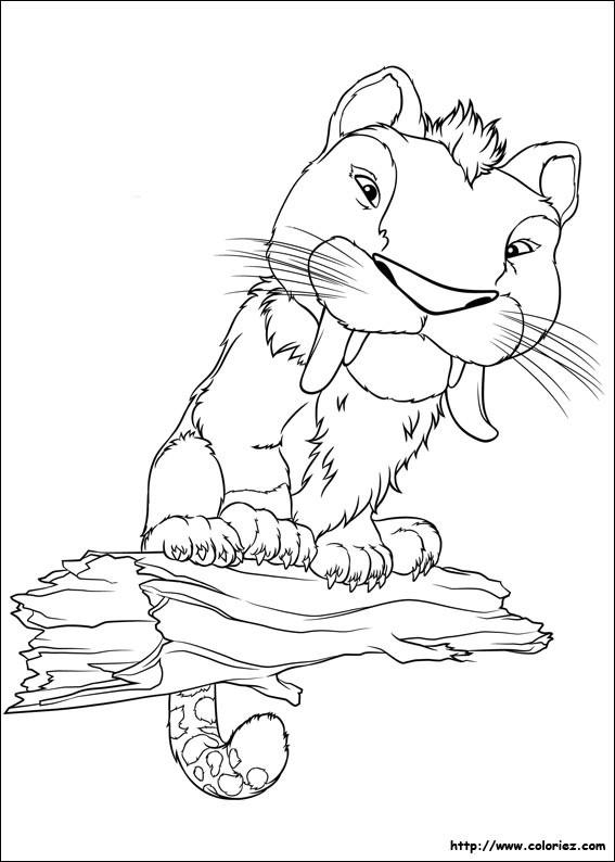 Coloriage et dessins gratuits Les croods en ligne à imprimer