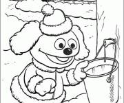 Coloriage dessin  Les Muppets 19