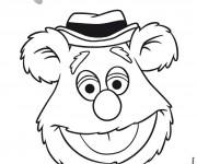 Coloriage dessin  Les Muppets 3