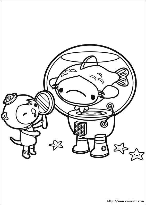 Coloriage et dessins gratuits Bébé Shellington à imprimer