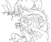 Coloriage et dessins gratuit Dessin Les Trolls à imprimer