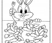 Coloriage Looney Tunes à imprimer