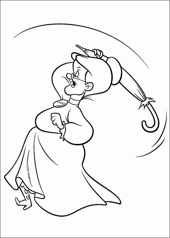 Coloriage et dessins gratuits Looney Tunes en ligne à colorier à imprimer
