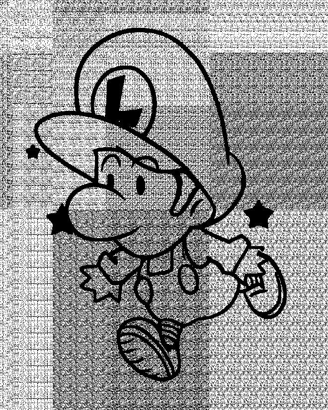 Coloriage et dessins gratuits Bébé Luigi à imprimer