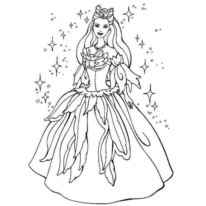 Coloriage princesse disney facile dessin gratuit imprimer - Dessin de disney facile ...