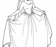 Coloriage madame princesse gratuit imprimer - Jeu reine des neiges gratuit en ligne ...