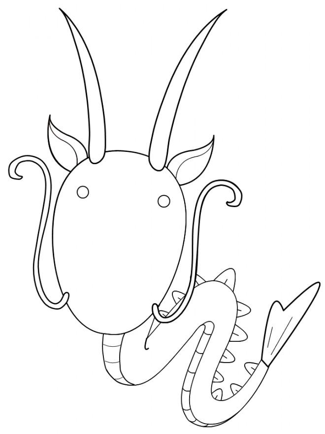 Coloriage et dessins gratuits Randall Bogue facile à imprimer