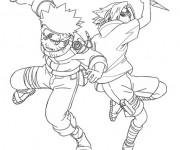 Coloriage Naruto 44