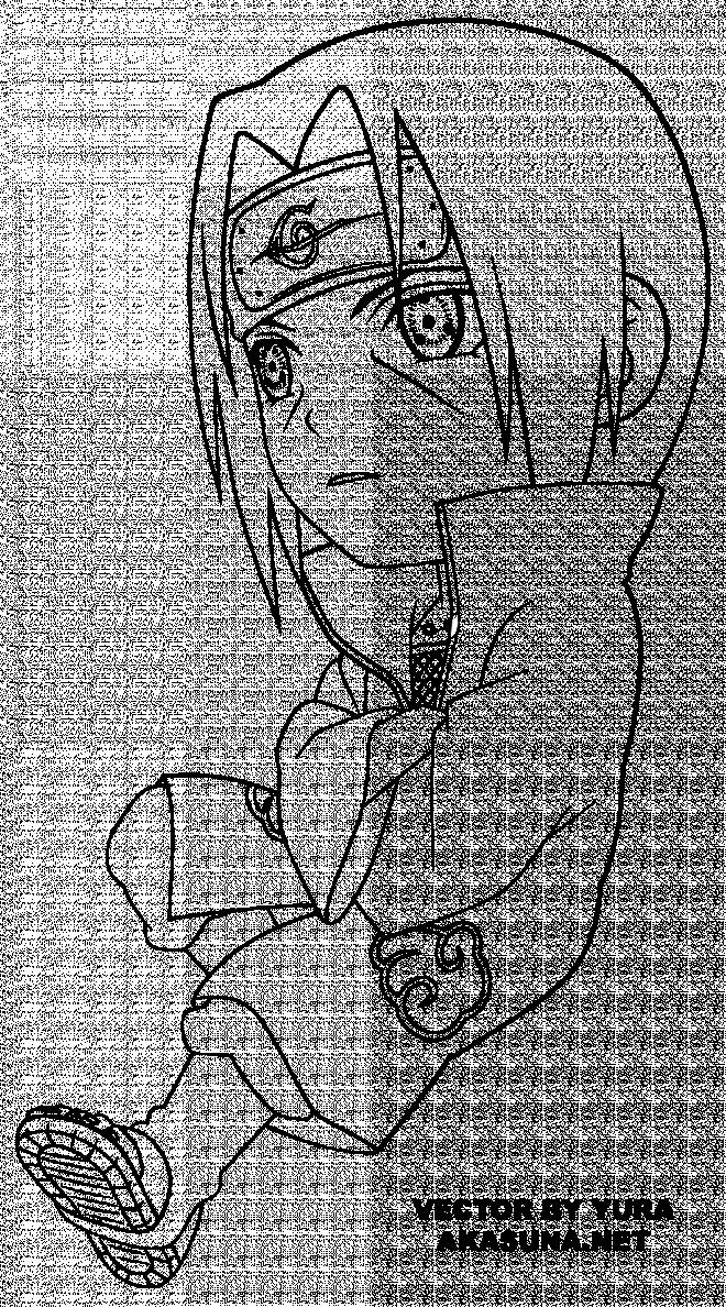 Coloriage naruto itachi enfant dessin gratuit imprimer - Dessin naruto en couleur ...