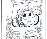 Coloriage et dessins gratuit Dessin facile Dory à imprimer