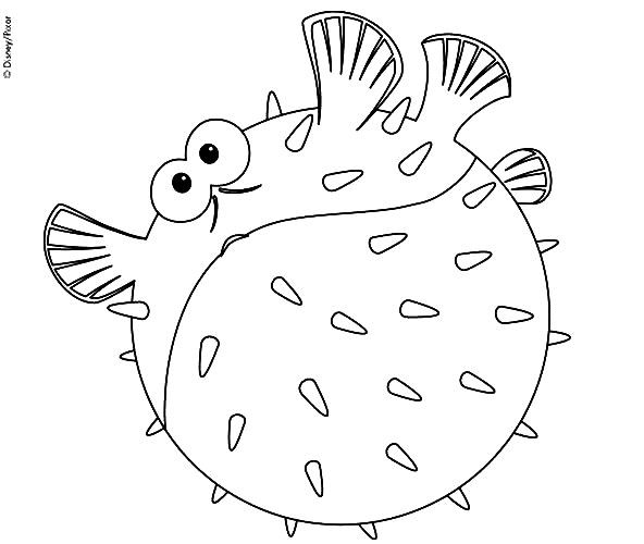 Coloriage Nemo.Coloriage Nemo Poisson Dessin Gratuit A Imprimer