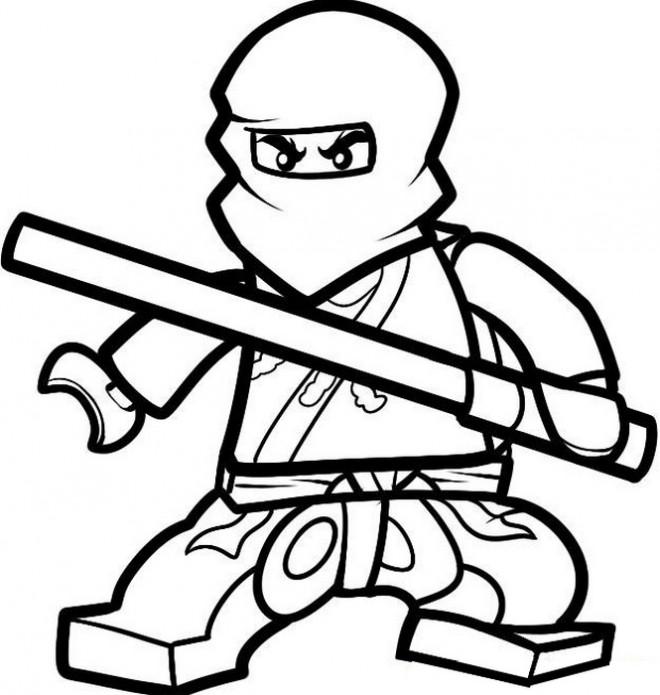 Coloriage dessin ninjago lloyd dessin gratuit imprimer - Dessin anime ninja ...