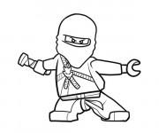 Coloriage Ninjago saison 5 en ligne
