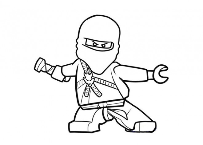 Coloriage ninjago saison 5 en ligne dessin gratuit imprimer - Dessin de ninjago a imprimer ...