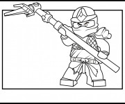 Coloriage Ninjago saison 6