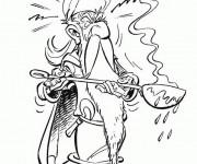 Coloriage Obelix 12