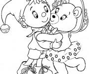 Coloriage et dessins gratuit Oui Oui en ligne gratuit à imprimer