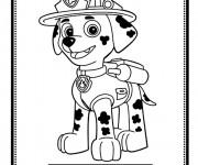 Coloriage et dessins gratuit Pat Patrouille Marcus à imprimer