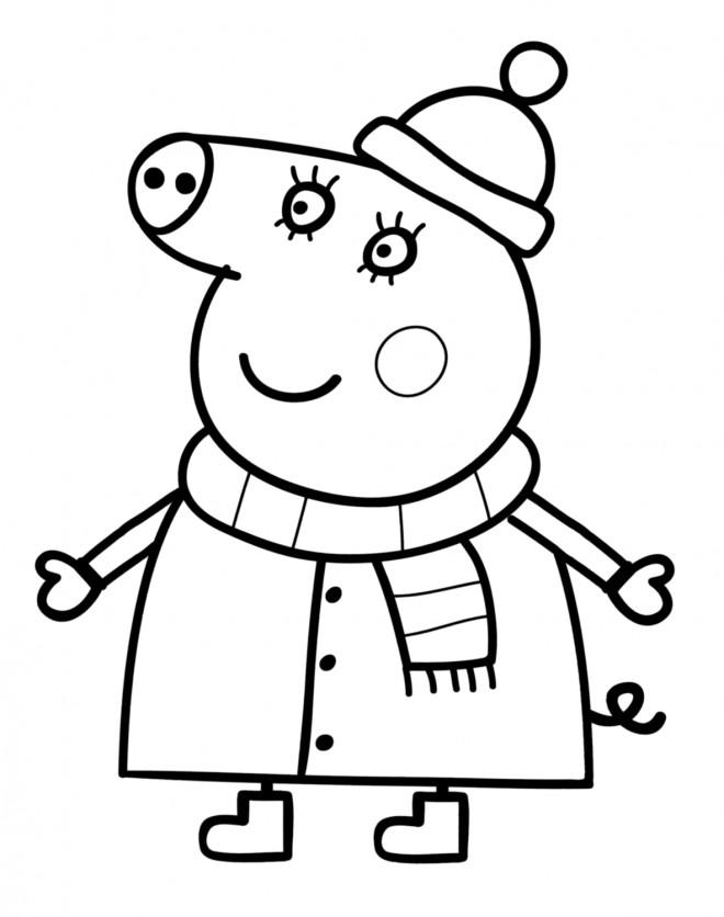 Coloriage peppa pig 29 dessin gratuit imprimer - Dessin a imprimer peppa pig ...