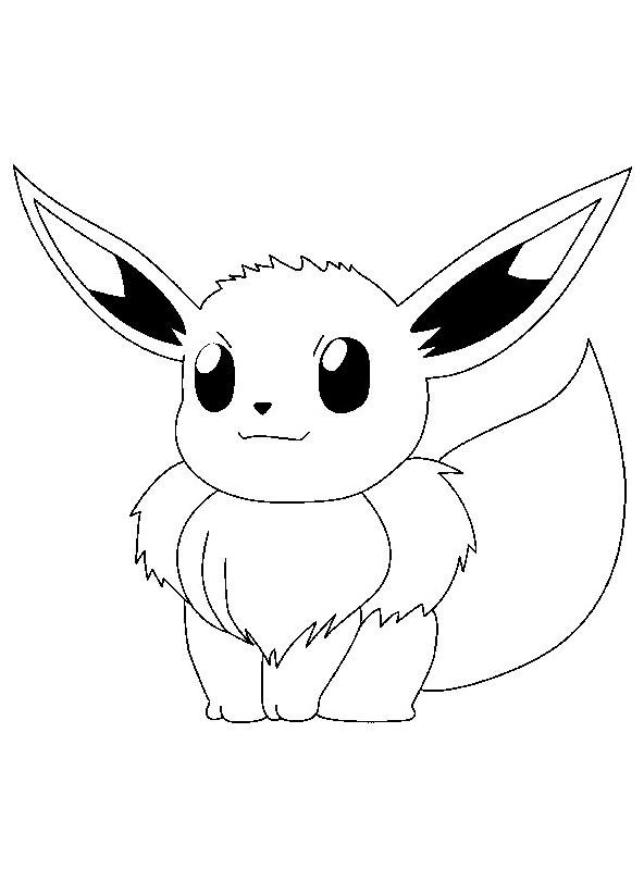Coloriage et dessins gratuits Pikachu 43 à imprimer