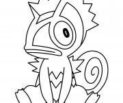 Coloriage Petit Pokémon