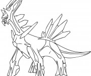Coloriage dessin  Pokemon 2