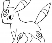 Coloriage dessin  Pokemon 4