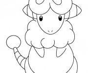 Coloriage Pokémon animal en ligne